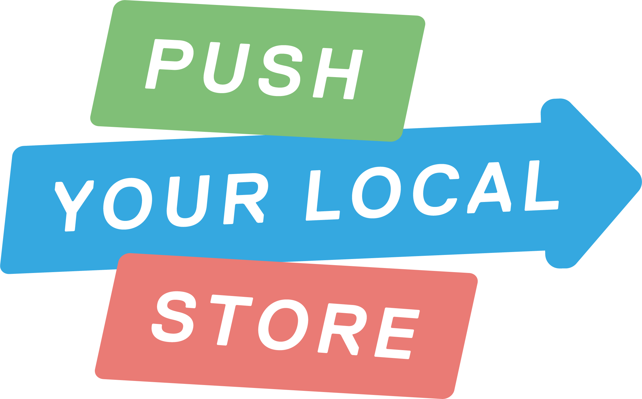 Push Your Local Store